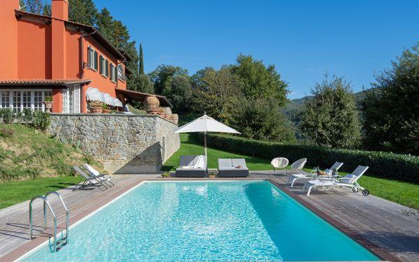 Residenza Villa Lilia, Villa for rent in Dicomano, Tuscany
