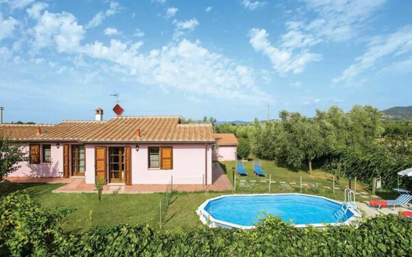 Villa Marina, Villa for rent in Donoratico, Tuscany