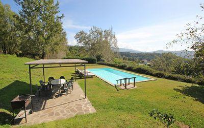 I Baroni: vacation villa