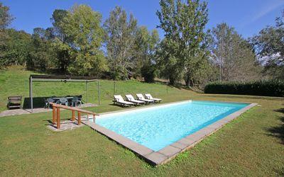 I Baroni: Villa with pool