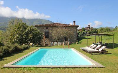I Baroni: private villa for 12 people