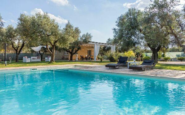 Safiria, Holiday Home for rent in Carpignano Salentino, Apulia