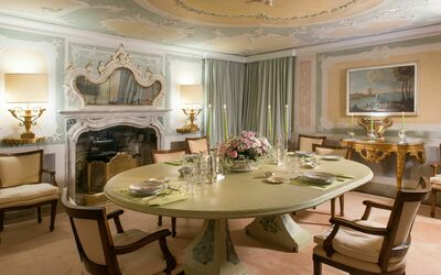 Villa Il Galero: Ground Floor Dining Room