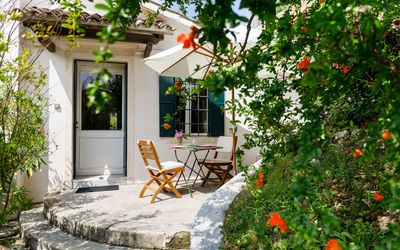 Villa Il Galero: Beretta annex terrace.