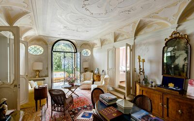 Villa Il Galero: Ground Floor Living Room