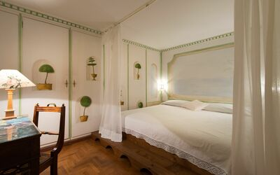 Villa Il Galero: Second Floor French Bed Room