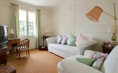Villa Il Galero: Beretta annex First Floor Studio