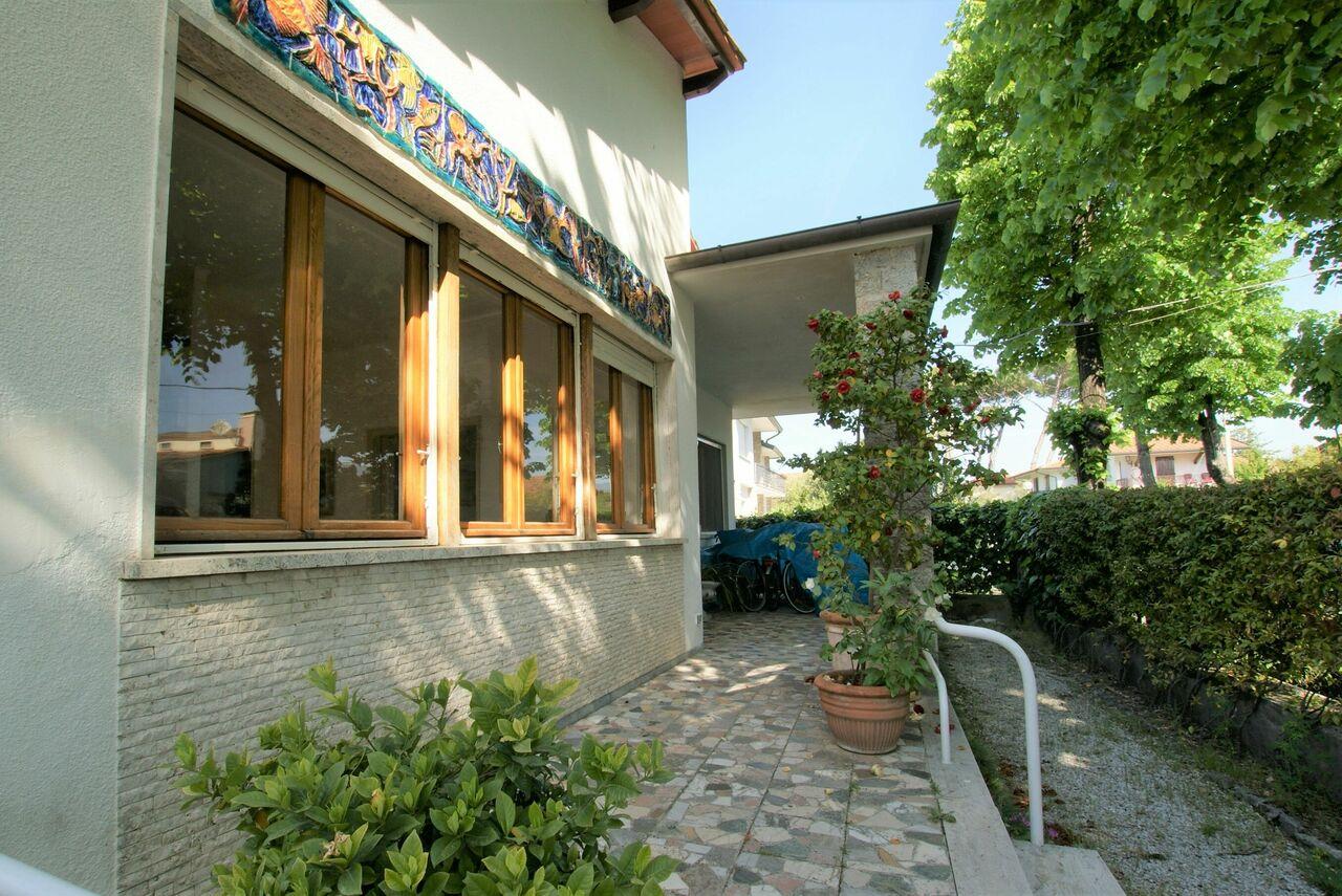 House for rent in Forte dei Marmi