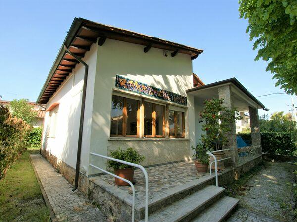 Ferienhaus Il Rifugio in  Forte Dei Marmi -Toskana