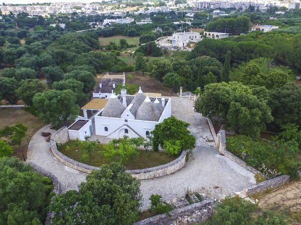 Villa Il Trullo Di Pasquale in affitto a Ceglie Messapica