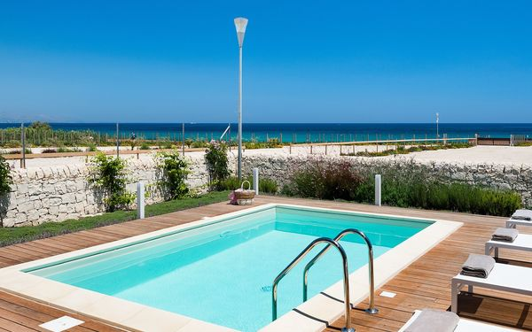 Il Fico, Villa for rent in Reitani, Sicily