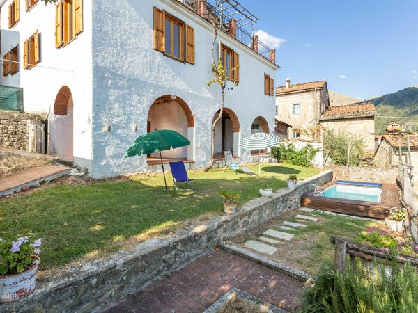 Casa Alice, Villa for rent in Bagni Di Lucca, Tuscany