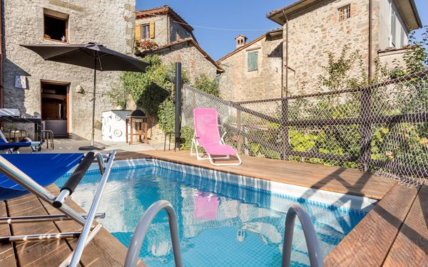 Kiwi, Holiday Apartment for rent in Bagni Di Lucca, Tuscany