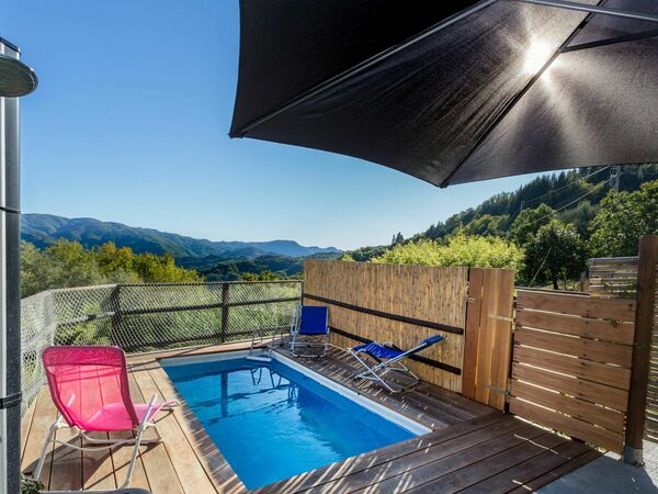 Ciliegi, Holiday Apartment for rent in Bagni Di Lucca, Tuscany