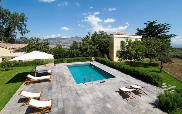 Sicílie, Randazzo, Villa Mascalese