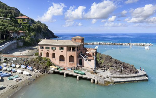 Villa Levanto, Villa for rent in Levanto, Liguria