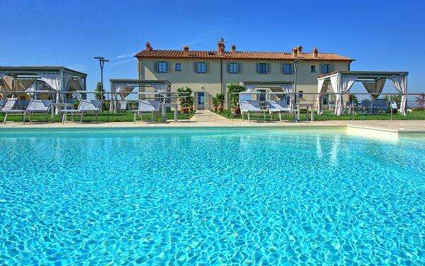 Apartment Il Sole Di Vino in  Toiano -Toskana