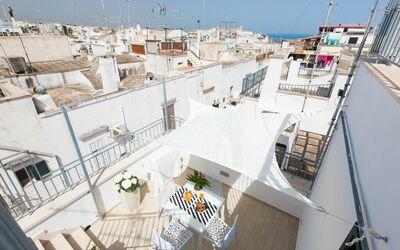 Vista Mare Da Giulia: Sea view terrace