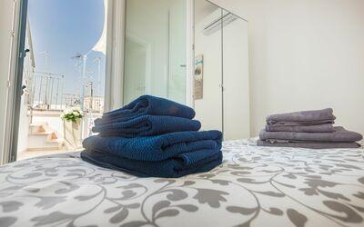 Vista Mare Da Giulia: bedroom