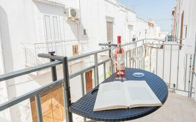 Vista Mare Da Giulia: Balcony