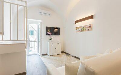 Vista Mare Da Giulia: living room
