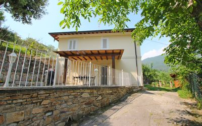 Le Due Case: Houses for rent in Strettoia - Versilia