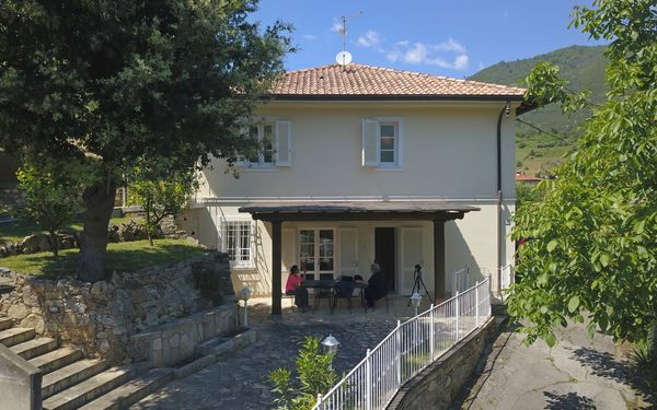 Le Due Case, Villa for rent in Strettoia, Tuscany