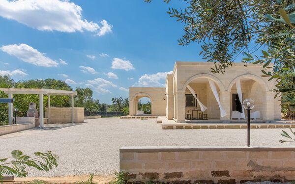 Villa Dimora Elvira in affitto a San Vito Dei Normanni