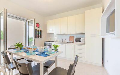 Villa La Notte: kitchen