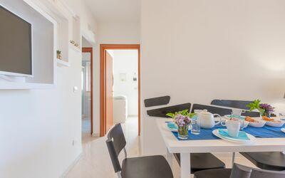 Villa La Notte: dining room