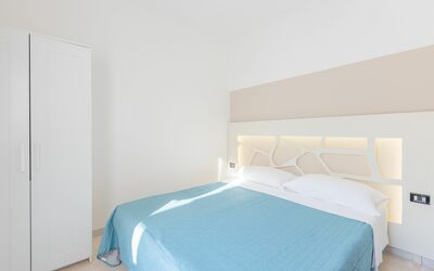 Villa La Notte: bedroom