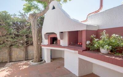 Villa Gabriella: Barbecue