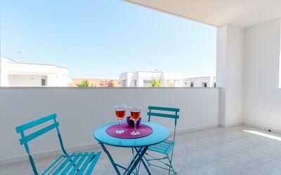 Villa Gabriella: Balcony