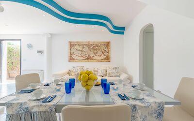 Villa Gabriella: Dining room