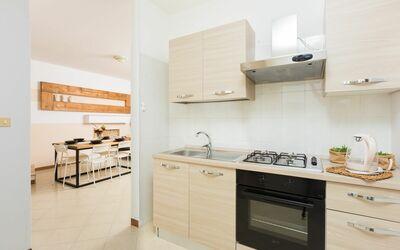 Villa Clodia: kitchen
