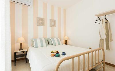 Villa Clodia: bedroom