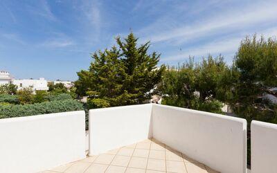 Villa Clodia: Terrace