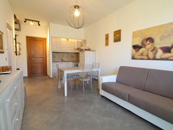 La Piscina 2, Holiday Apartment for rent in Marina Di Massa, Tuscany