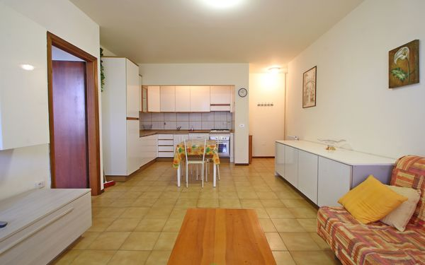 La Piscina, Holiday Apartment for rent in Marina Di Massa, Tuscany