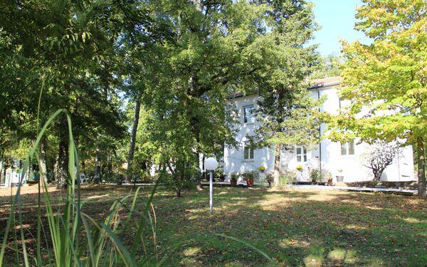 Toskánsko, Niccioleta, Villa La Casa Bianca