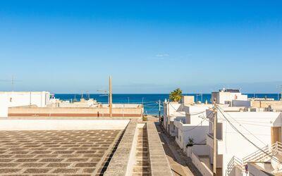 La Terrazza Vista Mare Di Marco: Vista mare dalla terrazza