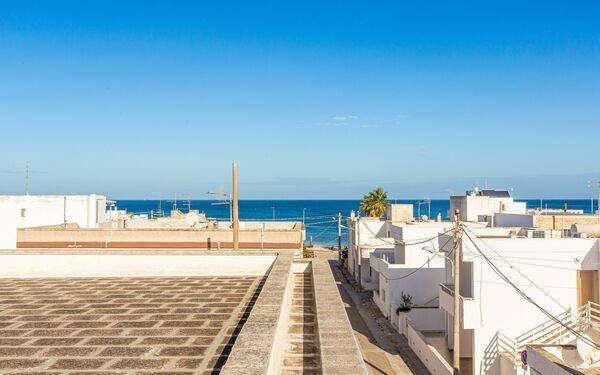 Appartamento Vacanze La Terrazza Vista Mare Di Marco in affitto a Torre San Sabina