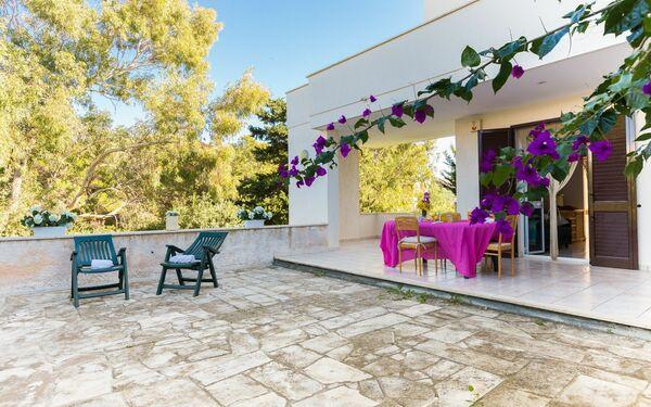 Villa Salento, Villa for rent in Torre San Sabina, Apulia