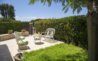 Villa Ficodindia: Garden