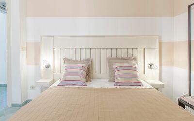 Casa Rosa: bedroom