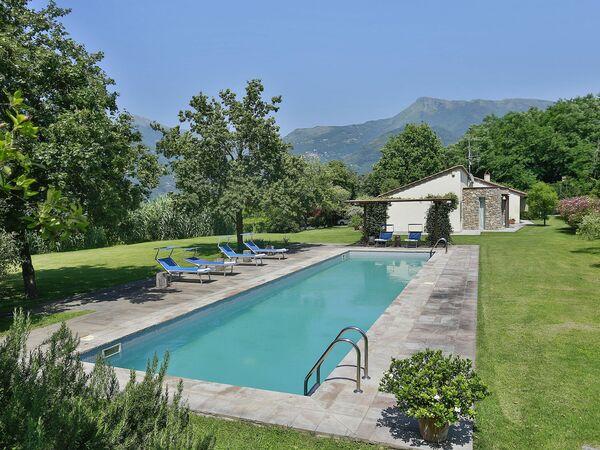 Villa Casa Lula in  Camaiore -Toskana
