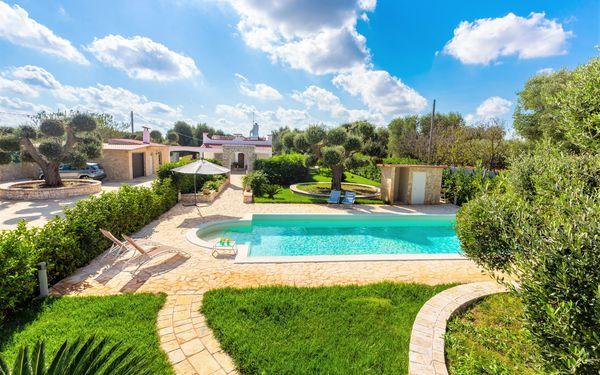 Villa Maizza, Villa for rent in Carovigno, Apulia