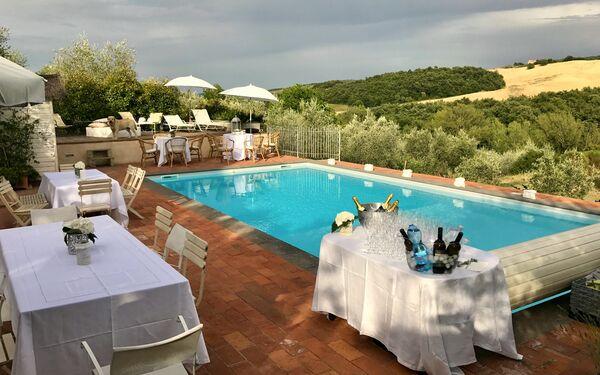 Villa Gaia, Тоскана, Miemo