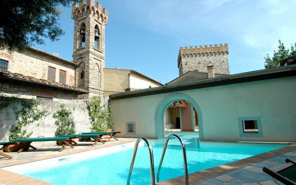 Toskánsko, Volognano, Castello Di Volognano