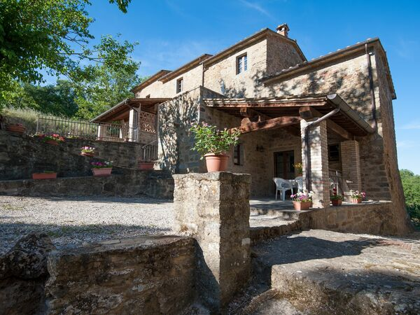 Agriturismo Val Di Pierle, Holiday Apartment for rent in Mercatale, Tuscany